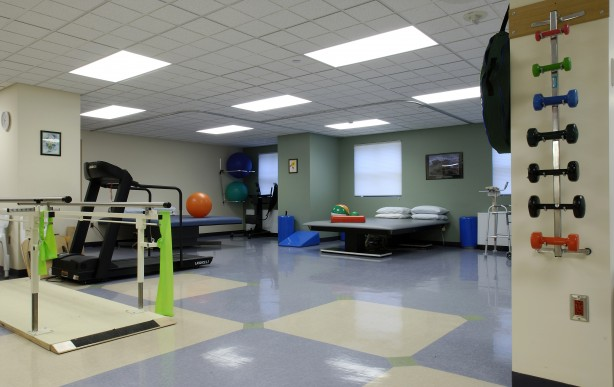 Northern dutchess hospital rehab pt optimus architecture for Physical therapy office layout